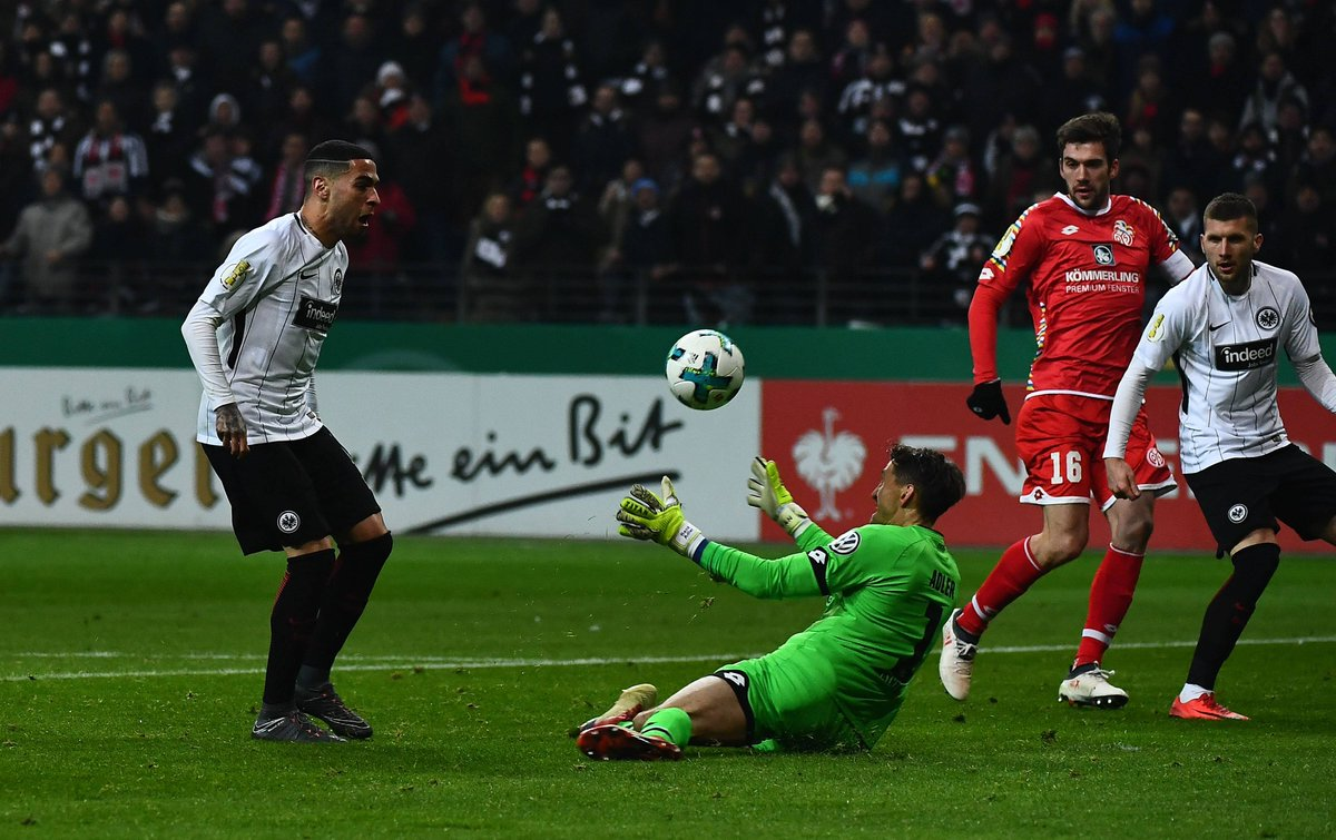 Video Eintracht Frankfurt 3-0 Mainz 05 Highlights - DFB Pokal