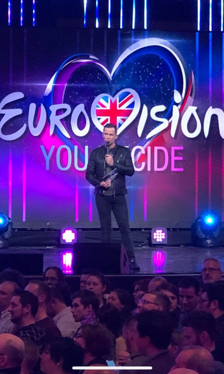 Yas! @bbceurovision #EurovisionYouDecide https://t.co/4t1I9gfbBQ