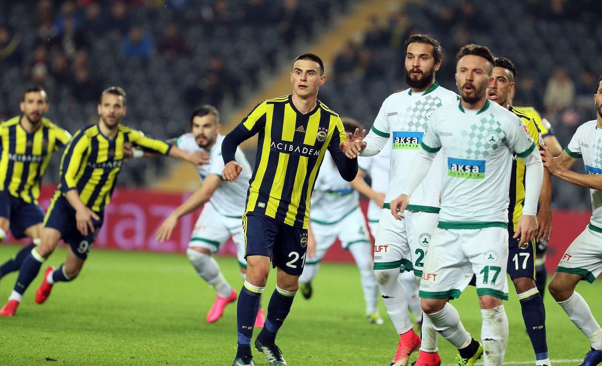 Türkiye Kupası'nda yarı finale çıkan tak...