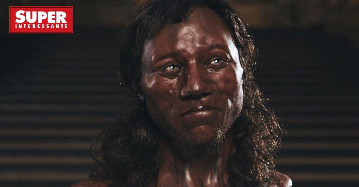 Britânico de 10 mil anos atrás tinha pele negra e olhos azuis: https://t.co/FBlT7A91S5