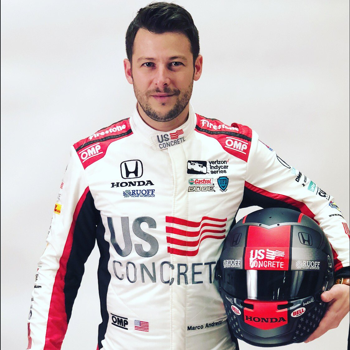 Marco Race Car Driver