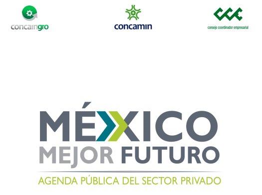 """Resultado de imagen para logo del l foro """" México Mejor Futuro """""""