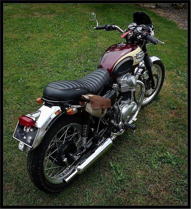 Kawasaki Kawasakimotorcycle W800 Kawasakiw800 W650 Kawasakiw650 Motercycle Classicbike Classicmotorc Ifttt 2C3xJzu Pictwitter