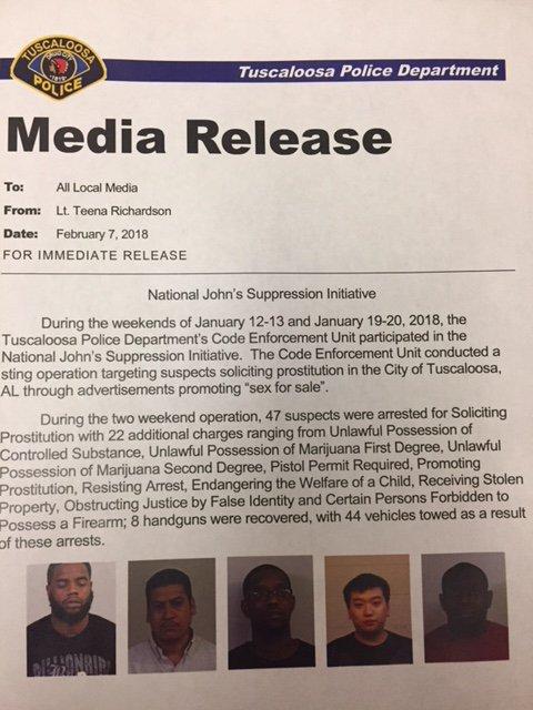 TuscaloosaPD photo