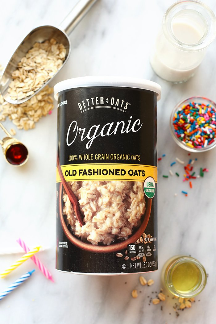 Better Oats Oatmeal On Twitter Because Birthdays Birthday Cake