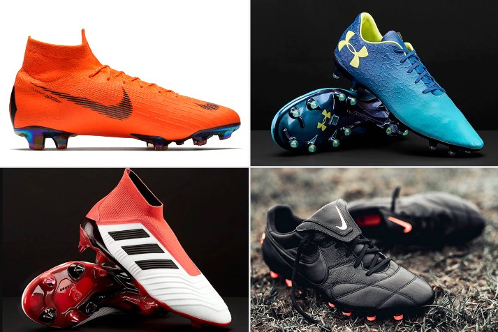 cf932c86f605 The best football boots on the market today as nike reveal new mercurial  superfly on 20th anniversary