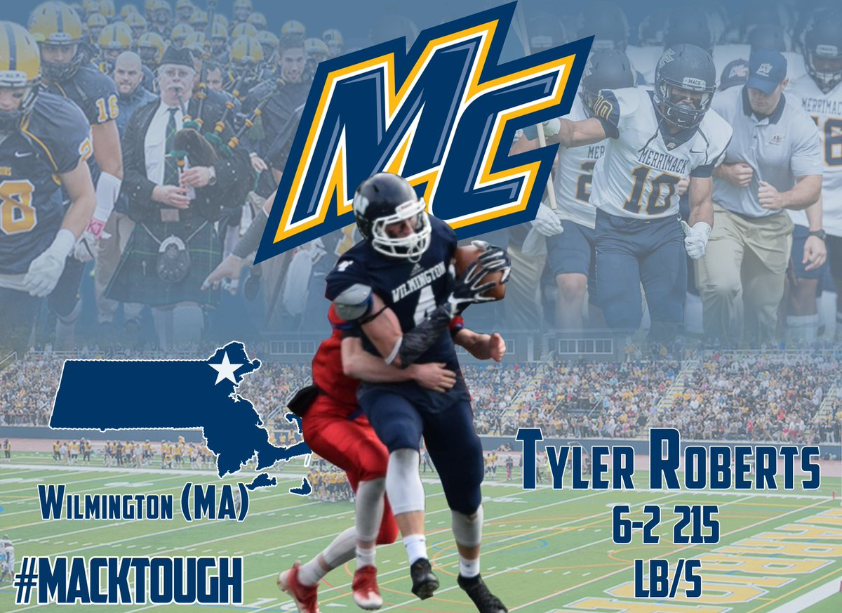 Merrimack Football On Twitter Next Up Is One Of The Best 2 Way