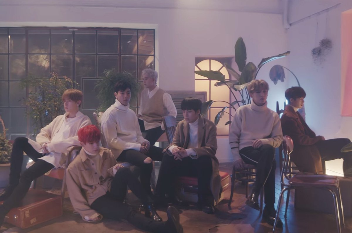 Billboard On Twitter Monsta X Gifts Fans With In Time Music Video Https T Co Tcrcv424wc