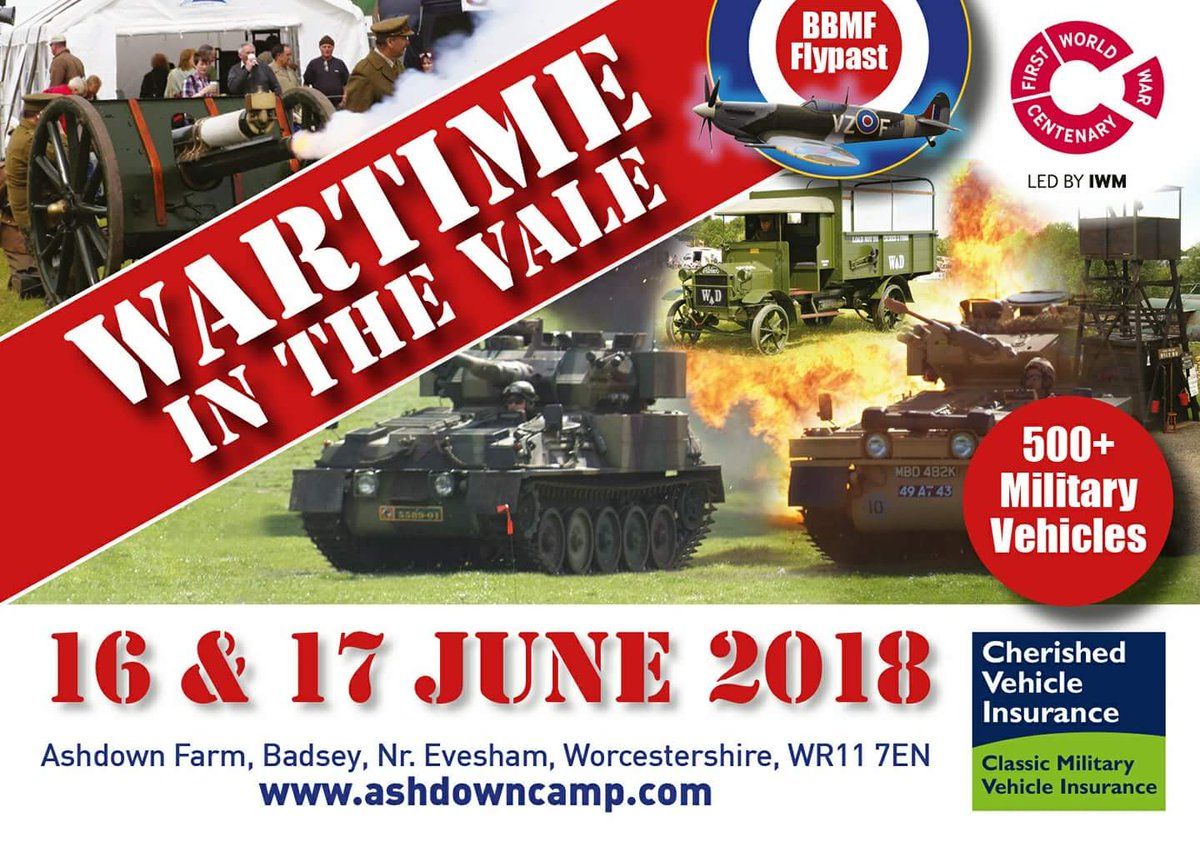 Ashdown WWII Camp on Twitter: \