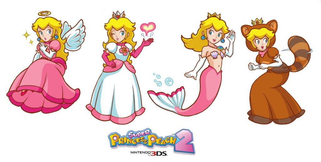 Mermaid peach