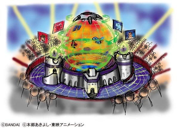 A versão beta de Digimon Frontier DVe0FXlU0AAt_-j