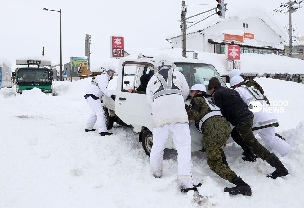 五六豪雪 hashtag on Twitter