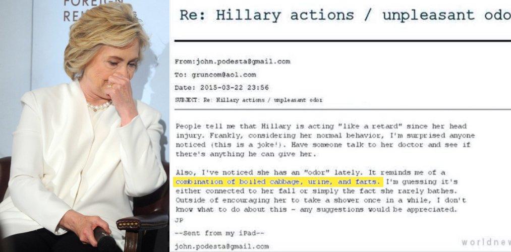 Hillary Clinton Fart Porn