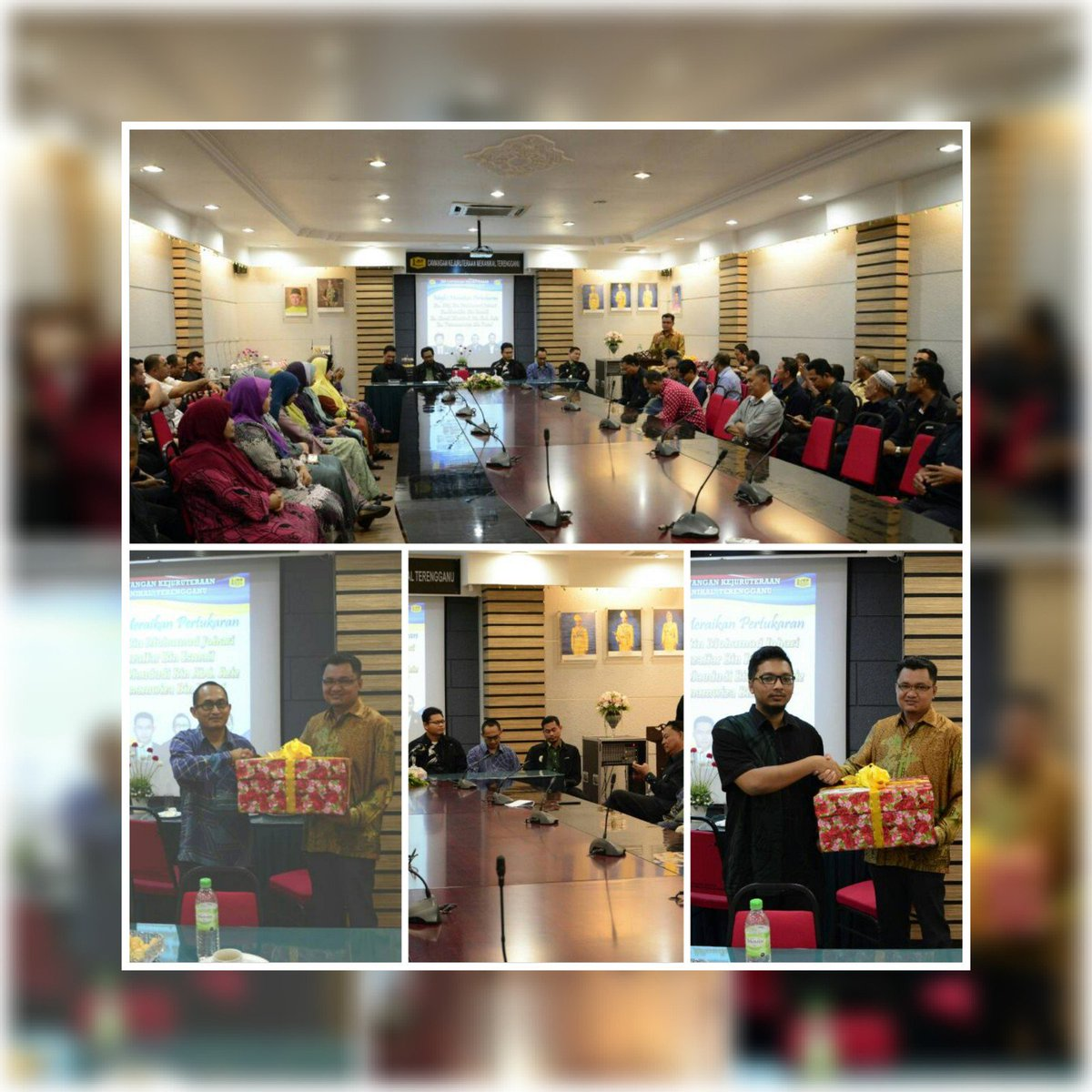 Jkr Ckm Terengganu On Twitter Majlis Perpisahan Kakitangan Jkr Mekanikal Terengganu Semoga Terus Cemerlang Di Tempat Baru Norhishaml