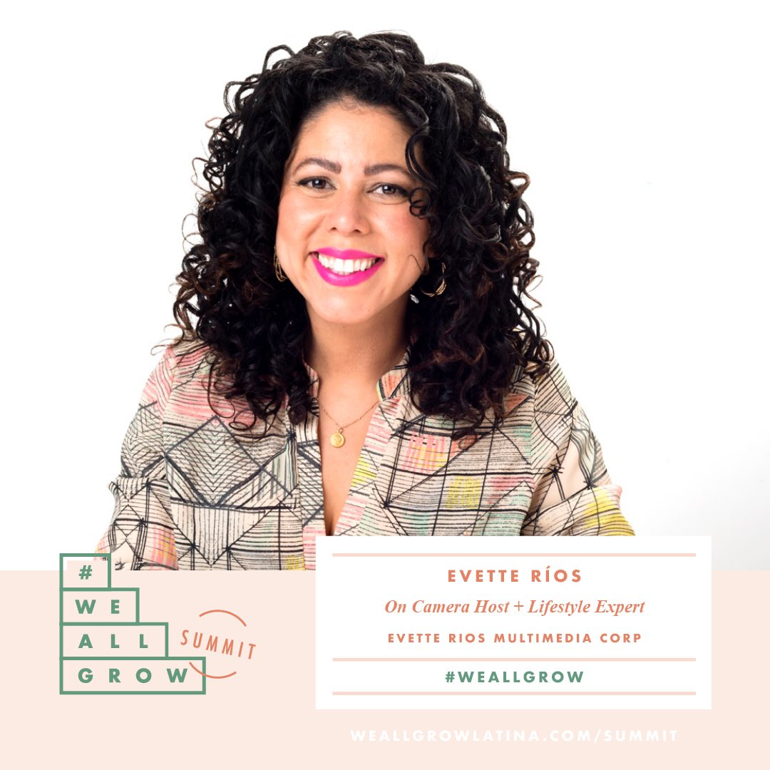 Meet Host Evette Rios
