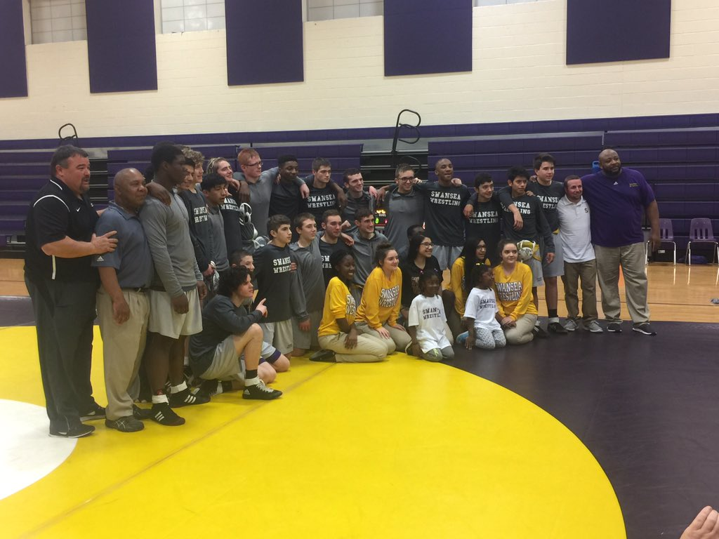 Congrats to our Wrestling Program for ad...