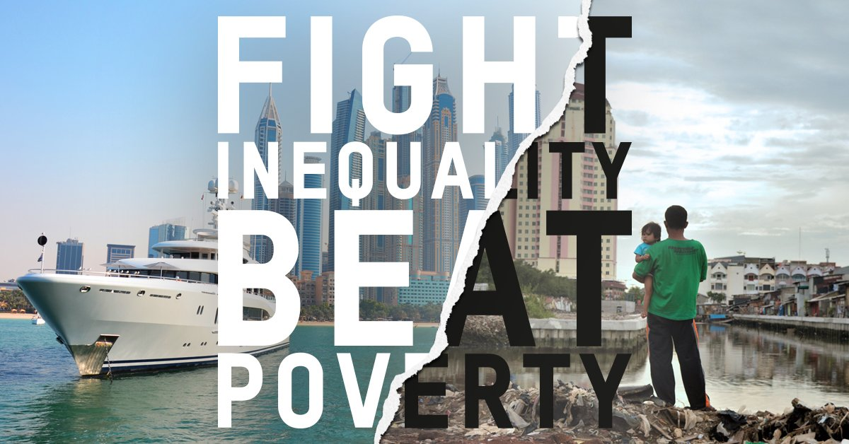 Why tackling #inequality is good for everyone: https://t.co/0sNITjOIq1 #EvenItUp