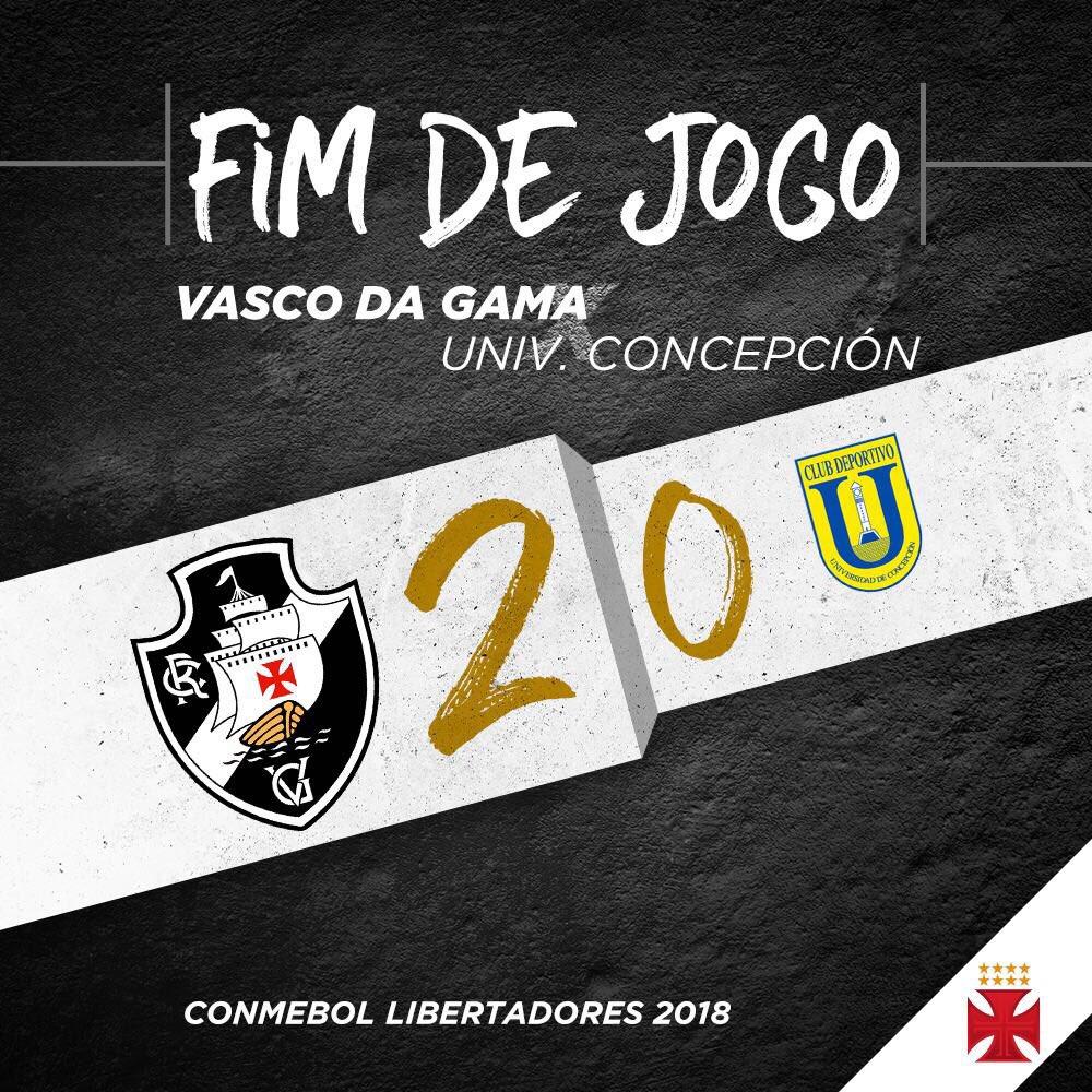 FIM DE JOGO! Vitória do GIGANTE DA COLINA e classificação garantida para a próxima fase da Libertadores! 💢⚽️  #MissãoLiberta2018