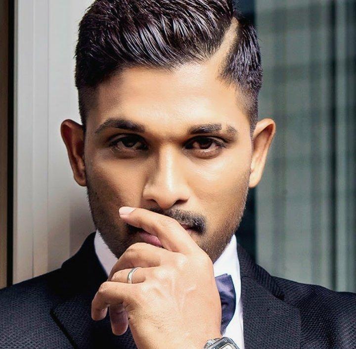 Allu Arjun On Twitter Maxim Steed Feb 2018 Thank You