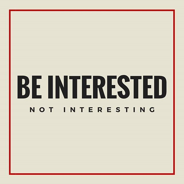Be Interested  Positively Thinking Daily #192  Type YES if you agree  #doubletap #inspirationalquotes #quotes #positivethinking #inspiration  #motivation #quotesoftheday #instaquotes #sayings #words #quotation  #motivationalquotes #lifequotes #qotd #quot…  http:// ift.tt/2nS0tq9  &nbsp;  <br>http://pic.twitter.com/fFGR6yaTza