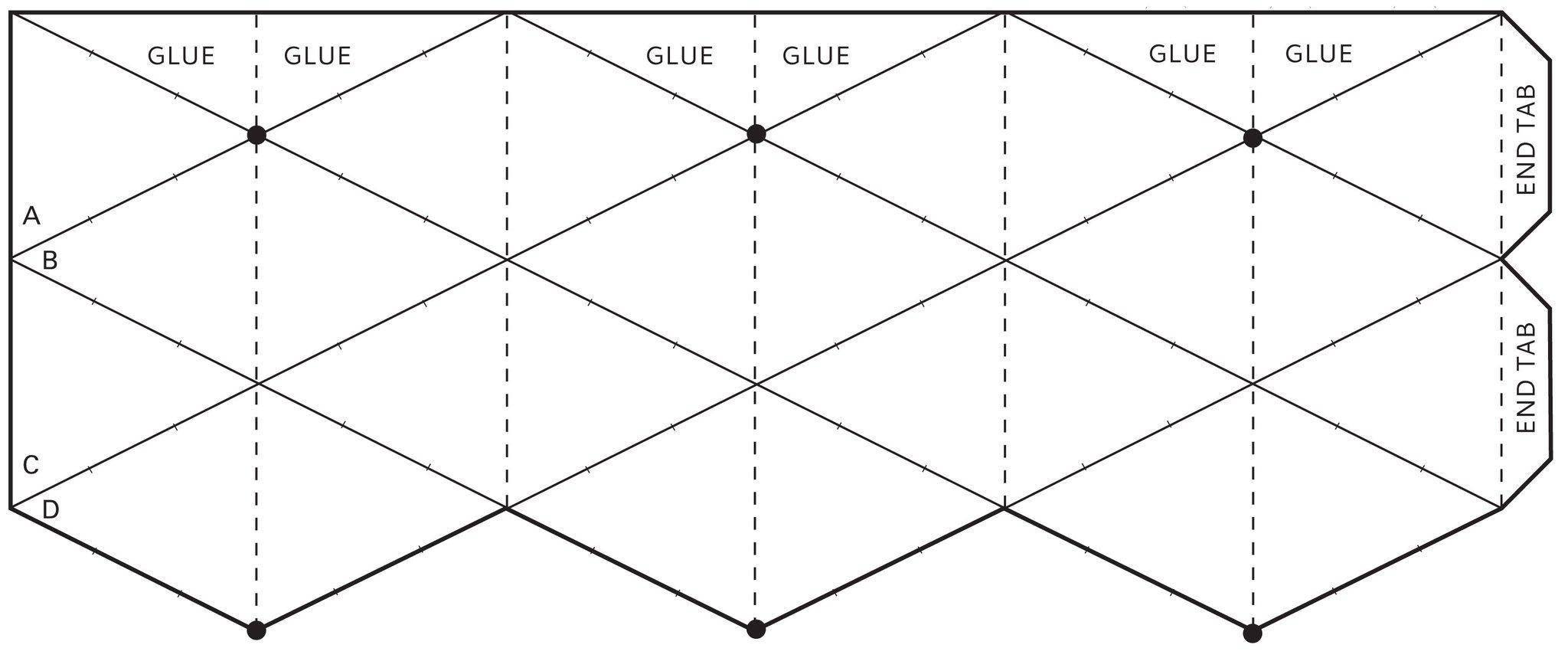 Открытки головоломки схема