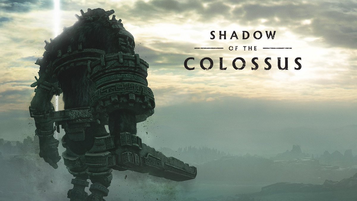 Pay just £14.99 for your copy of Shadow of the Colossus when you preorder and trade in #TheLastGuardian.   #GAMEElite customers pay even less - just £12.99! https://t.co/jJ8jMs2ssX