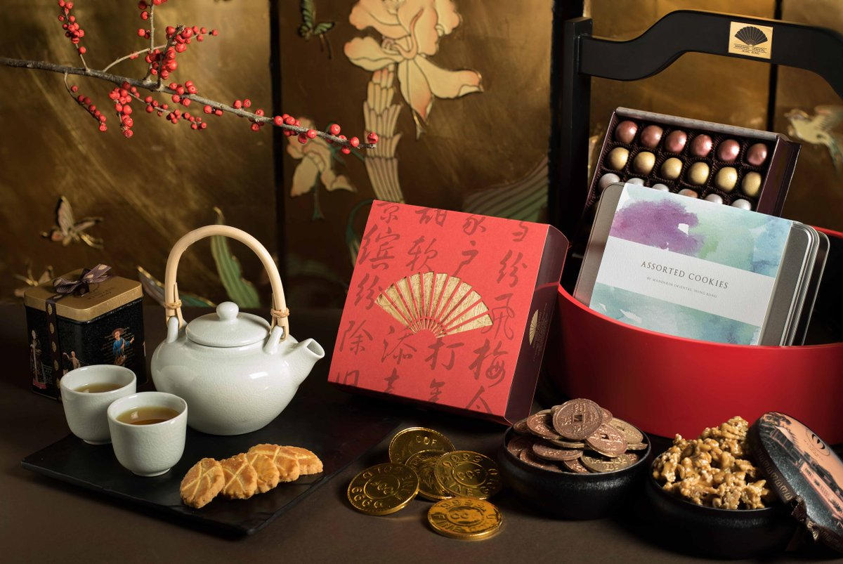 Mandarin oriental chinese new year