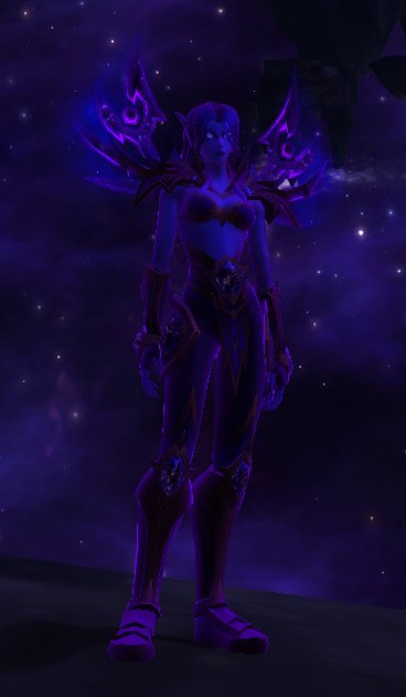 Lune On Twitter Since I Leveled 110 With A Void Elf Yesterday Here S How The Heritage Armor Looks With A Priest S Shadowform As A Female Void Elf Warcraft Https T Co Brryafvtd7 Level 33 370 lady waycrest's music box 395 vigilant's bloodshaper 380 flamecaster botefeux void elf heritage armor. leveled 110 with a void elf yesterday
