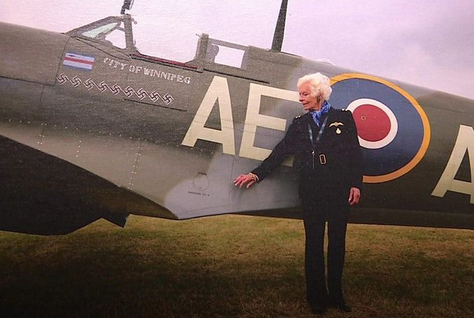'They didn't believe I was a pilot': Meet the 101-year-old who is the last surviving woman to fly Spitfires in WW2 https://t.co/CYavKeleAQ