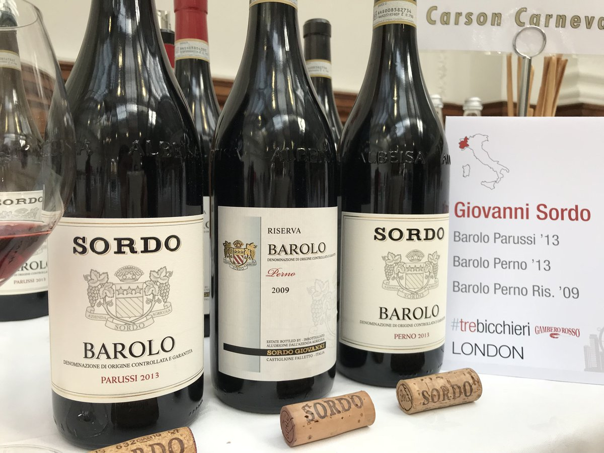 "All Origine Imola sordo wine on twitter: ""it's strating now the tre bicchieri"