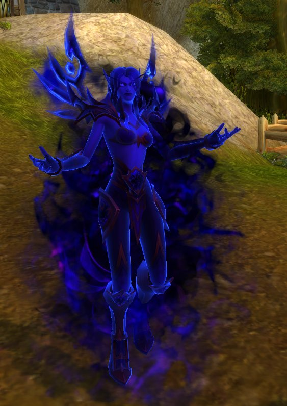 Lune On Twitter Since I Leveled 110 With A Void Elf Yesterday Here S How The Heritage Armor Looks With A Priest S Shadowform As A Female Void Elf Warcraft Https T Co Brryafvtd7 Lets get the void elf heritage armor and take a look at it on my warlock. leveled 110 with a void elf yesterday