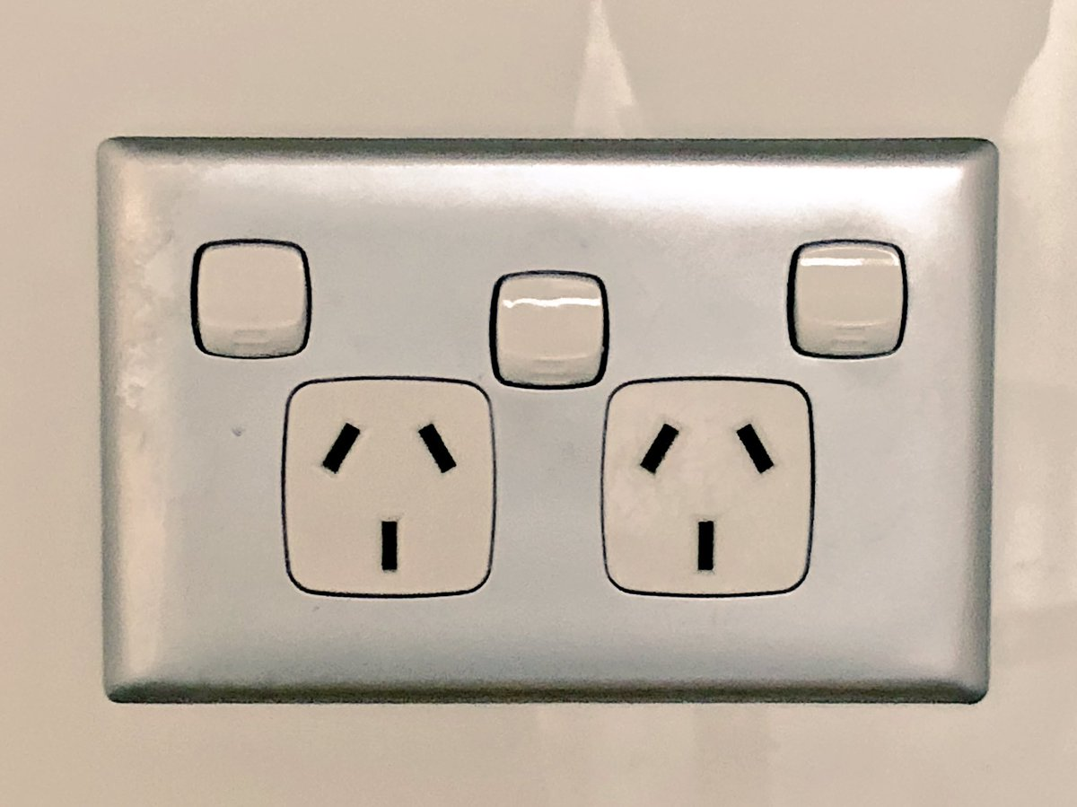 Dc On Twitter Australian Power Outlets Just Look Like Depressed American