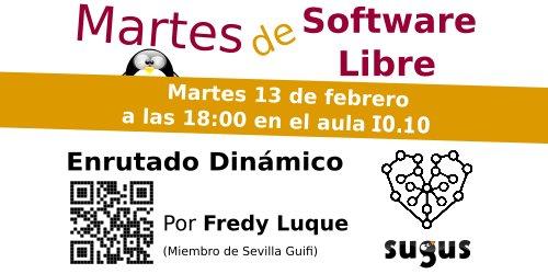 Martes de Software Libre: Enrutado Dinám...