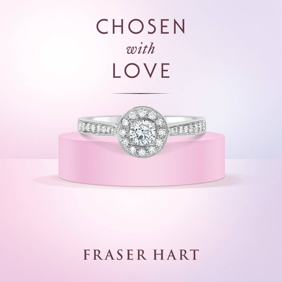 chosenwithlove hashtag on Twitter