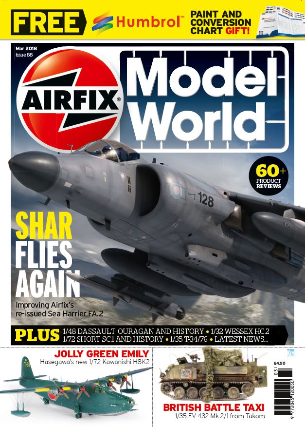 Airfix Model World On Twitter The Cover Of New March Issue