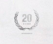 20 🕊️ #Remember20 https://t.co/G0QrBeF8Ha