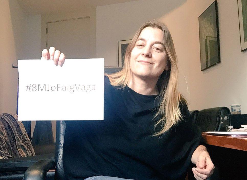 Sònia Farré's photo on #8MJoFaigVaga