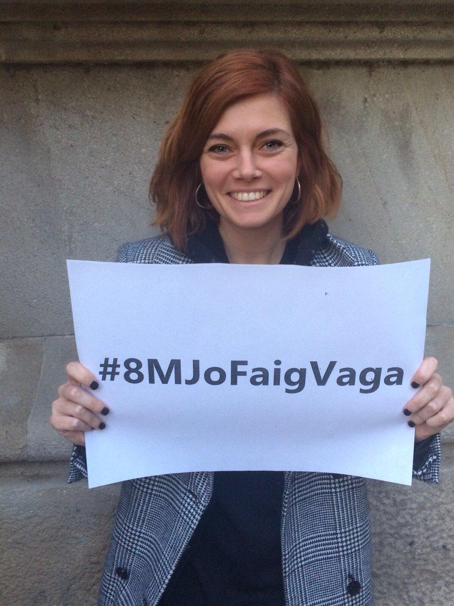 Elisenda Alamany's photo on #8MJoFaigVaga