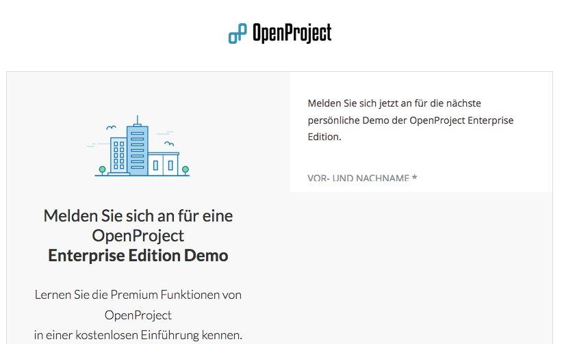 OpenProject on Twitter: