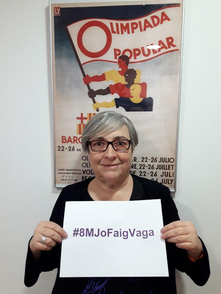 Adelina Escandell's photo on #8MJoFaigVaga