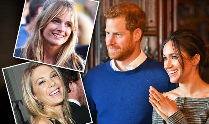 Prince Harry Ex Girlfriend Wedding.Prince Harry Has Invited Ex Girlfriends Chelsy Davy And Cressida