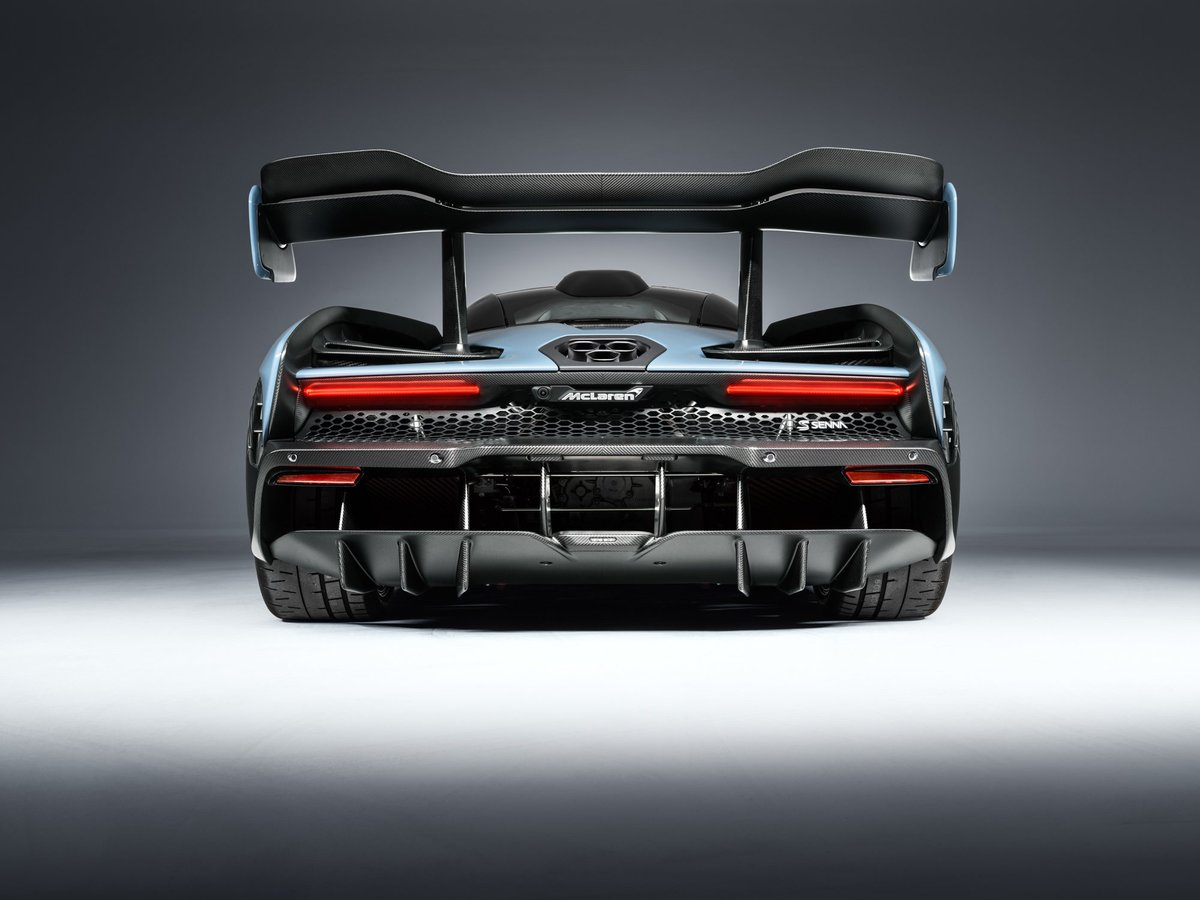 Mclaren Automotive On Twitter The Exhaust Pipes Of The Mclaren