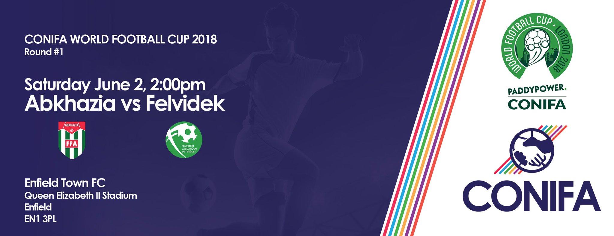 Fantastic Conifa World Cup 2018 - DVgikvLXcAIPX1n  Gallery_547327 .jpg:large