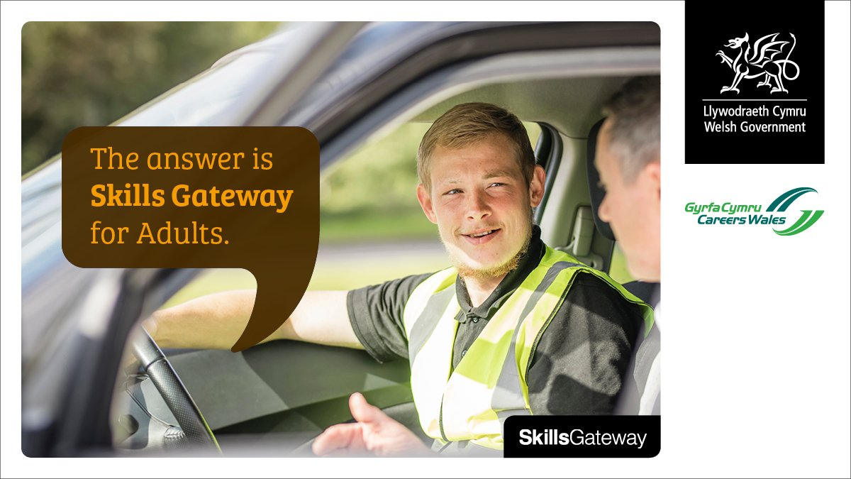 Would you like to get into work and turn your life around like Barrie? The answer is Skills Gateway for Adults. #ad https://t.co/V6gsfMWh2h