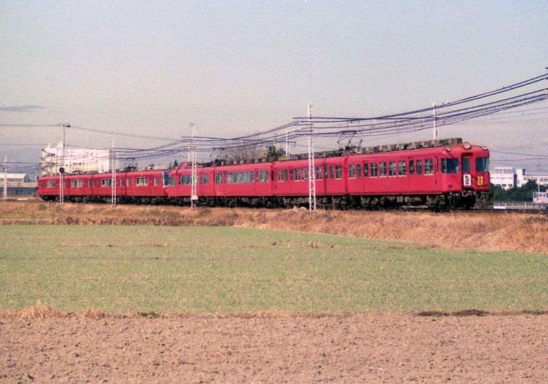 #珍連結の列車をしれっとさらそう 珍連結だけど回送でもイベントでもなく普通の営業列車で