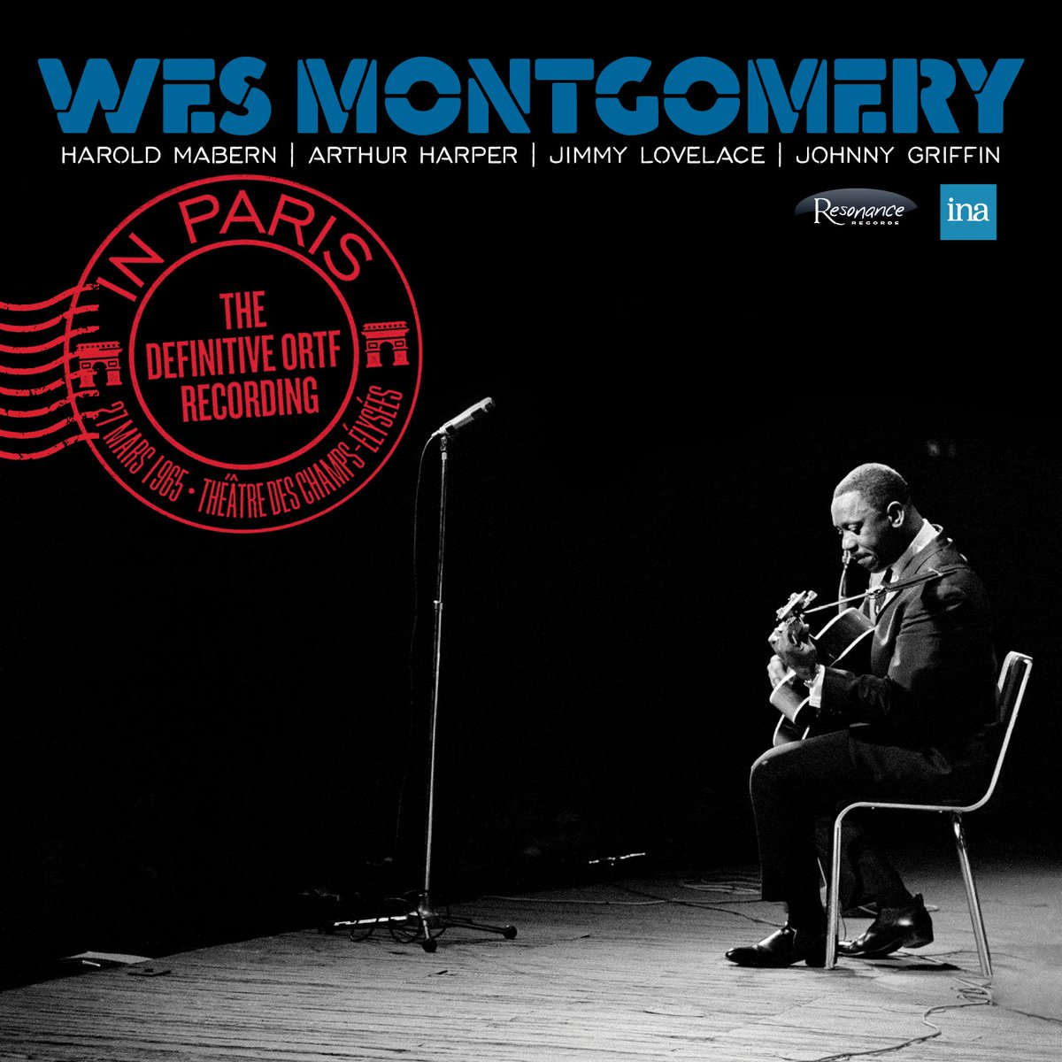 Wes smokin' up the Champs-Elysees in 1965 on this magnificent two-CD set from the legendary American guitarist https://t.co/eoYszrCKRK
