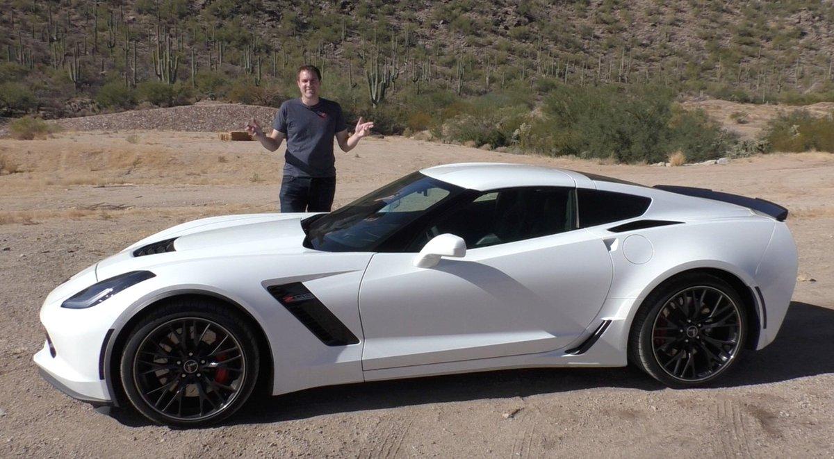 Doug Demuro On Twitter Is The Chevy Corvette Z06 Finally A Supercar Https T Co Rssgnptlvj