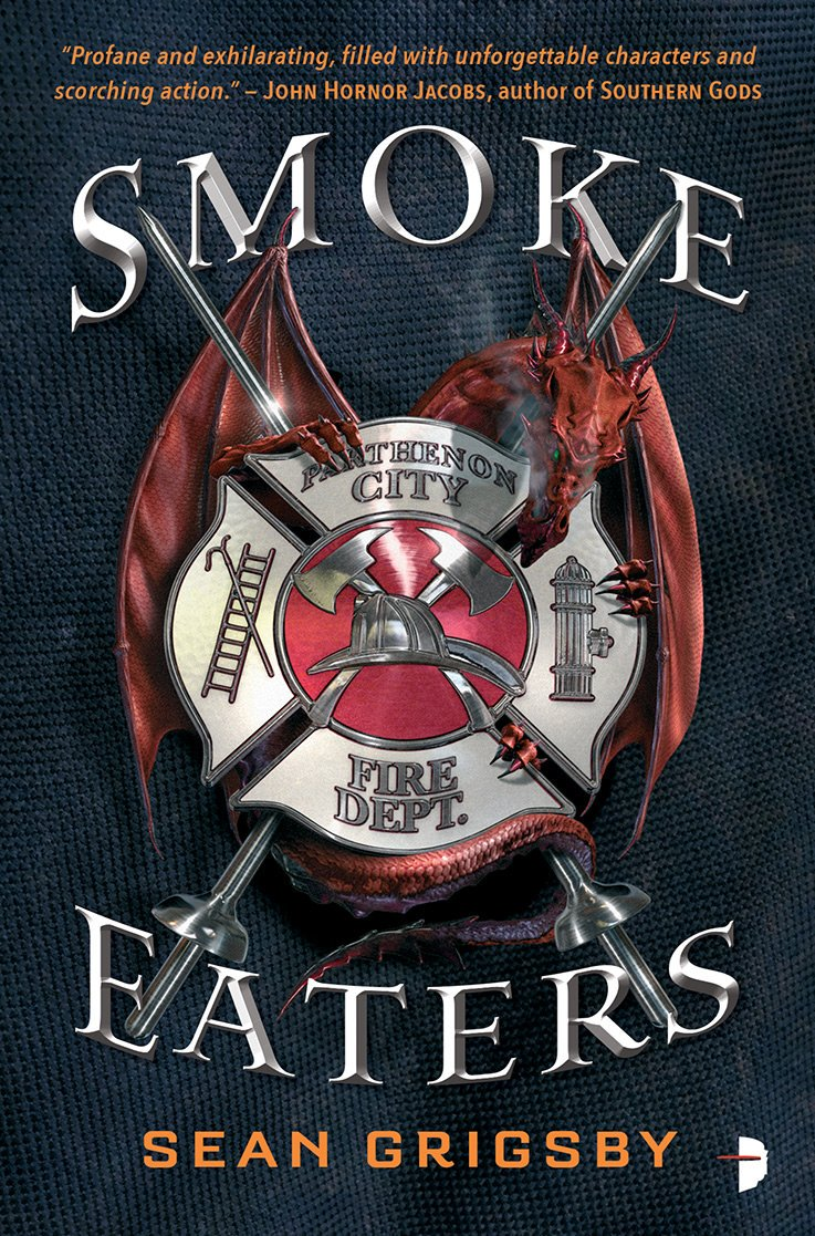 Sean Grigsby: Five Things I Learned Writing Smoke Eaters
