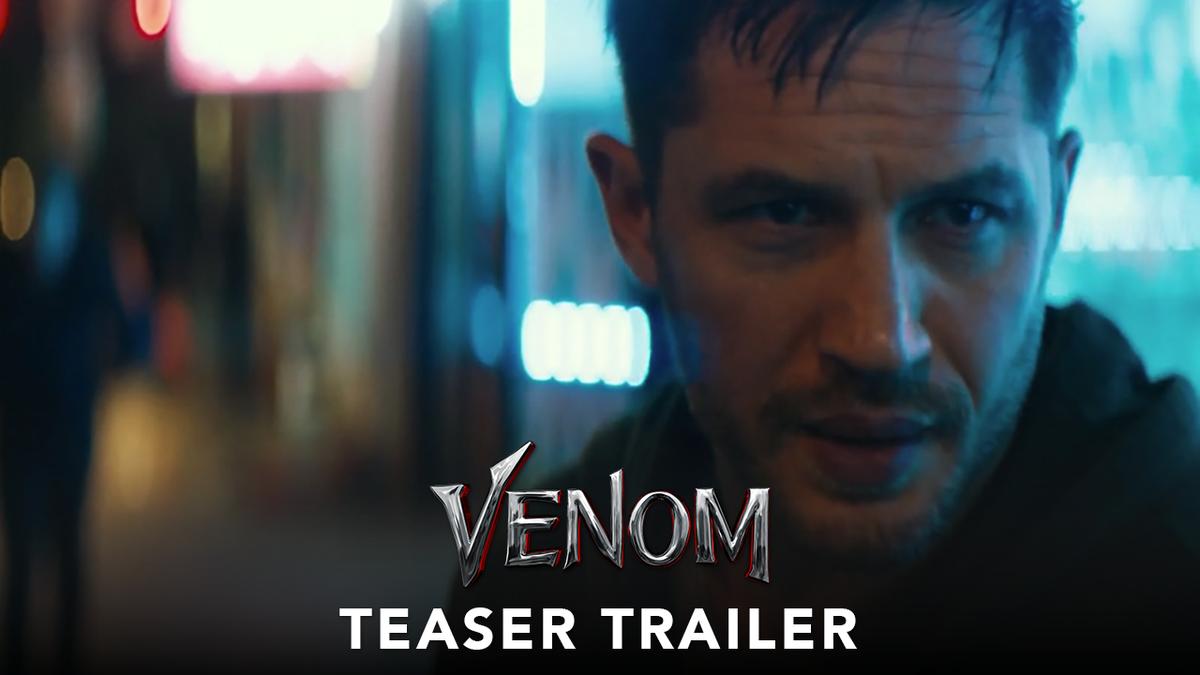 Watch the #Venom teaser trailer now. 10....