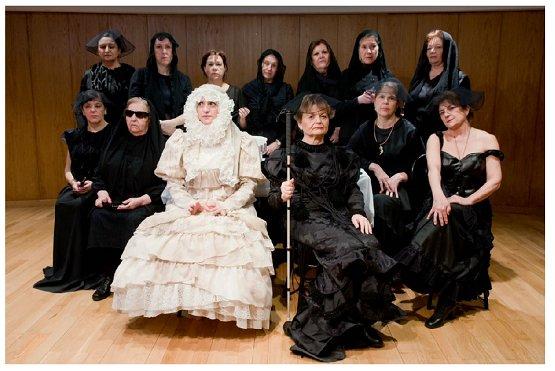 JACARANDA11 estrena su versión de Bernarda Alba